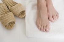 Fußpflege - Pediküre